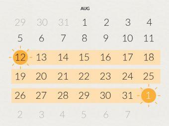 Closing for Summer Holidays