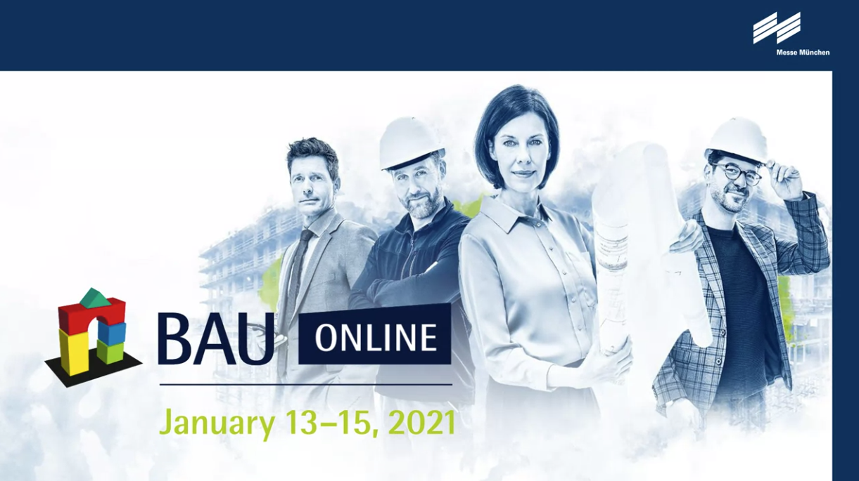 Orama at BAU Online 2021